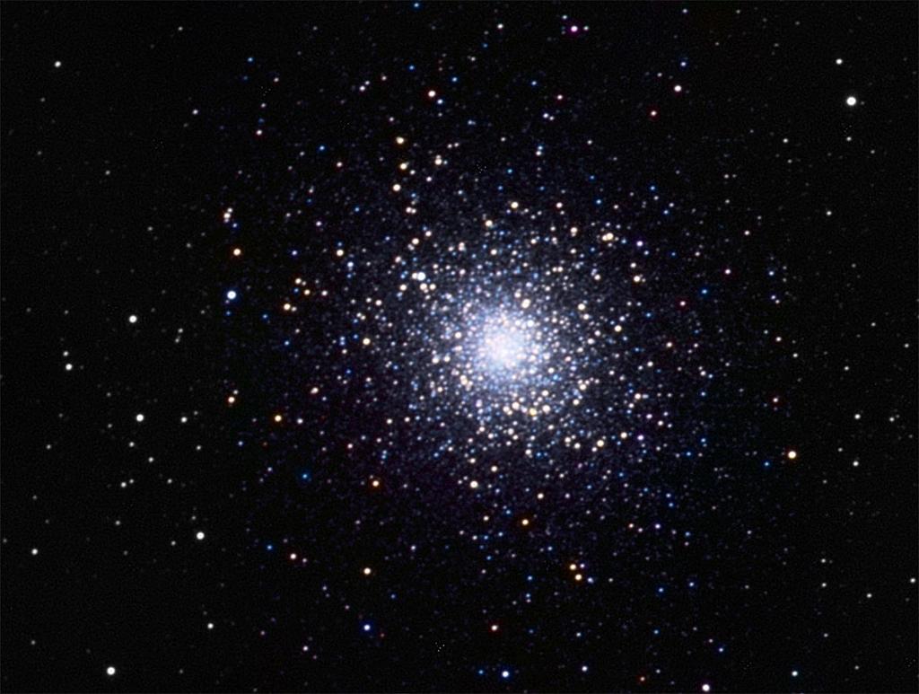 milky way galaxy cluster - photo #21